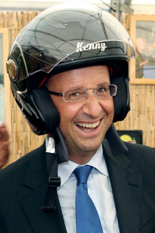 Hollande-casque