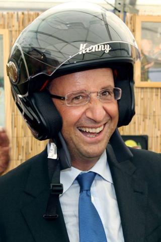 Hollande-casque